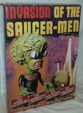 "MIB Ultratumba INVASION SAUCER-MEN Movie Alien Monster 14"" Prepaint SciFi Statue"