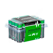 24x Mignon AA / LR6 - Batterie Alkaline, CardioCell PLUS, Erstausrüster Qualität