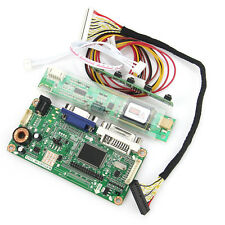 LCD LED Controller Board(VGA+DVI) for B154EW02 v.7 LP154WX4-TLC3 LTN154X1-L02