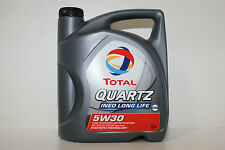 Motoröl TOTAL 5W-30 Longlife für VW, Opel, BMW, Mercedes-Benz