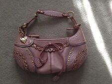 Paris Hilton Dusty Pink Handbag