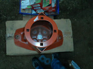 Kuhn Disc Mower Hat outer end disc 56812700