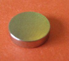 2 x Geocaching Magnet Scheibe D=8mm H=2mm je ca. 1,1 kg