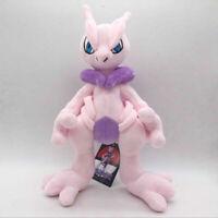 Pokemon Mega Mewtwo X Plush Doll Stuffed Animals Toy Collection Gift -12 Inch