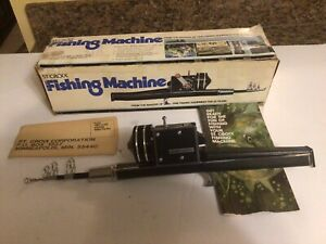 Very Nice St. Croix Fishing Machine Telescoping Fishing Rod & Reel Combo - NIB