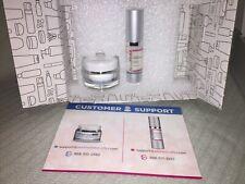 SkinFreshMD Advanced Wrinkle Moisturizer AND AllureRX Ageless Eye Revitalizer
