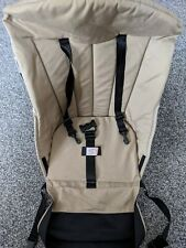 Bugaboo Cameleon Pushchair Seat lining with straps and cushion  in Beige