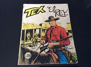 Tex Necklace Giant Nr ° 60 - El Rey - Lire 350 February 1969