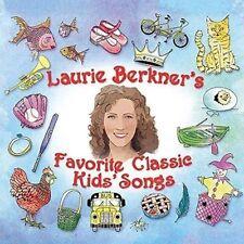 Laurie Berkner's Favorite Classic Kids Songs [Slipcase] Laurie Berkner Band