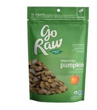 Go Raw Organic Sprouted Pumpkin Seeds 18 Oz Bag - 2 Pack