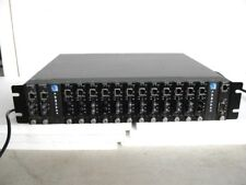 Lancast Intelligent Media Converter 7500 7500-17HS w/ ACPS-17HS 17 slot chassis