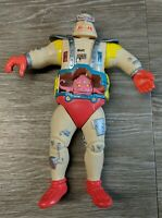 """Tmnt 11"""" Krang's Android Body w/Krang 1991 Missing Glass (Vintage)"""