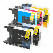 5 PACK LC71 LC75 Compatible Ink Cartirdge for BROTHER Printer MFC-J435W LC75
