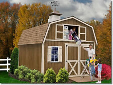 Best Barns 12' x 20' Millcreek Wood Shed Kit