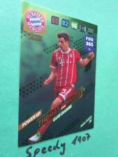 Panini Adrenalyn 2018 FIFA 365 Power Up Game Changer München Müller #437