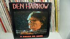 """DEN HARROW """" A TASTE OF LOVE-A TASTE OF SCRATCH"""" 7"""""""