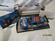 Kyle Busch 2011 M&M's Pretzel Richmond Raced Version Win 1:24 FREE SHIPPING