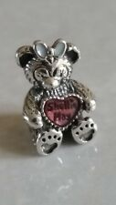 Authentic Pandora Sterling Silver Disney Parks Shellie May Charm