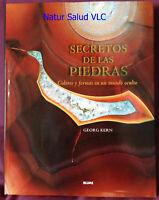SECRETOS DE LAS PIEDRAS: COLORES Y FORMAS DE UN MUNDO OCULTO  New Sealed