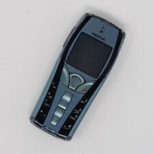 Nokia 7250I 2G - Color Screen Big Button Phone - Blue Working Condition Unlocked