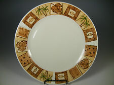 Oneida Casual Settings BOMBAY Dinner Plates 10 1/4 in.