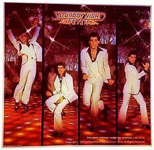 Original Vintage1977 Saturday Night Fever Iron On Transfer John Travolta Dancing