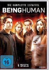 Being Human TV series US remake , Sam Witwer , season 3  third  DVD Region 2/UK