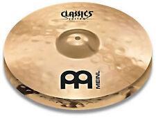 Meinl Classics Custom Extreme Metal Hi Hat Cymbals 14 - Video Demo