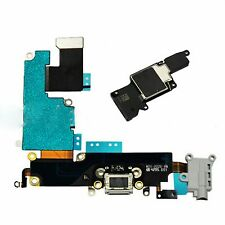 Replacement Charging Port Dock Connector With Loudspeaker For iPhone 6 Plus 5.5""