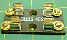 HYSTER HY0368847 FORKLIFT 2 Way FUSE BLOCK BUSS 4552 1/4 X 1-1/4 (Qty 5) #50283