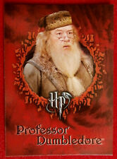 HARRY POTTER & GOBLET OF FIRE - Card #05 - MICHAEL GAMBON - CARDS INC. 2005