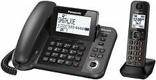 Panasonic KX-TGF380M Link2Cell Bluetooth Corded/Cordless Phone System 1 Handset