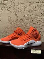 New Size 9 RARE Nike Hyperdunk X TB Brilliant Orange AT3866-800 Basketball Promo