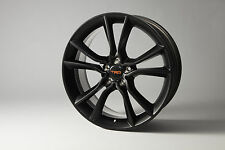"Scion FRS 2013 - 2016 TRD Black Split 5 Spoke 18"" Alloy Rims (All 4) - OEM NEW!"