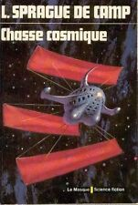 Chasse cosmique.Lyon Sprague DE CAMP.Masque SF n°45.  SF6