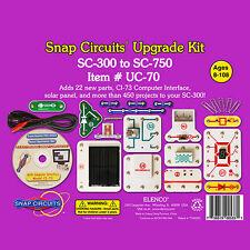 Elenco UC-70 Snap Circuits Upgrade Kit SC-300 to SC-750