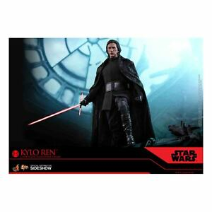 Hot Toys Star Wars Kylo Ren Rise Of Skywalker 1:6 Scale High Collectible Fig NEW