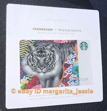 Tristan Eaton Special Edition Starbucks Gift Card Sumatra Coffee Stories 2018