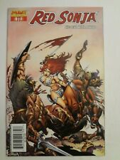 Red Sonja #11 - Dynamite Entertainment - Cover D - Marcos