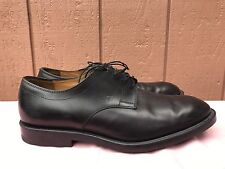 8ea85788257 EUC Tod s Black Leather Lace Up Oxford Shoes Size US 13