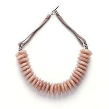 Brunello Cucinelli Pink Muscovite Necklace NEW BCN2