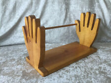 Vintage Wooden Hand Bookcase Bookshelf Book Rack Desktop for Boys