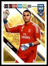 Panini Adrenalyn XL FIFA 365 2019 #70 Keylor Navas Real Madrid