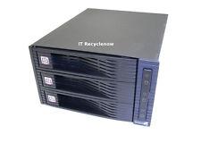 "StarTech 3 x 3.5"" Drive SATA Bay Trayless Hot Swap Cage Enclosure w/ Raid Card"