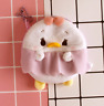 Disney TSUM tsum daisy duck Plush coin bag money card handbag oranment zip new