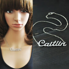 Personalized name necklace,alloy necklace  Gift for her Perfect for Valentine's