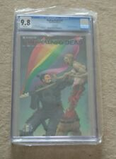 The Walking Dead #168 Pride Variant CGC 9.8 - 2017-Image Comics-English