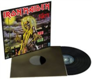 "Iron Maiden-Killers (UK IMPORT) Vinyl / 12"" Album NEW"