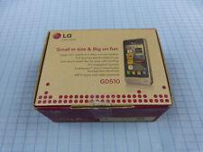 LG POP GD510 Wine! Neu & OVP! Ohne Simlock! Unbenutzt! Selten! RAR!