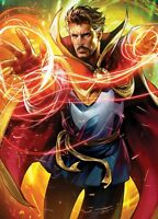 DOCTOR STRANGE 6 2018 KEUNWOO LEE MARVEL BATTLE LINES VARIANT NM